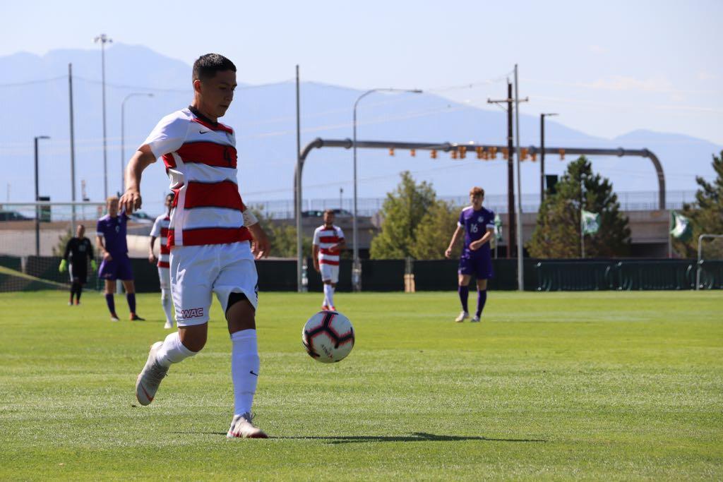 0933e7593ab Gonzalez Named Outstanding Rebel Of The Week. Men s soccer ...