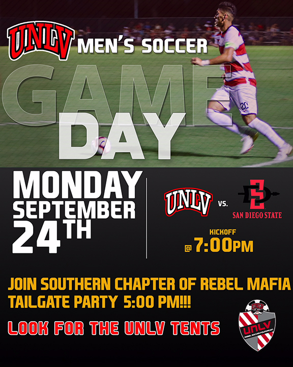 Game Day u2013 UNLV vs. San Diego State  sc 1 st  UNLV Rebel Soccer Foundation & UNLV Rebel Soccer Foundation | Spotlight